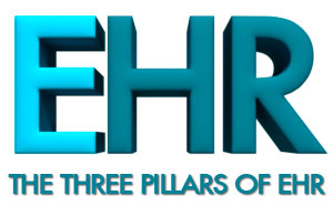 The three pillars of EHR: E